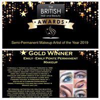 British-Hair-&-Beauty-Gold-Winner